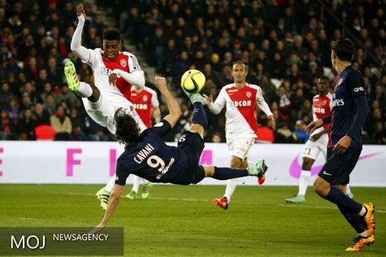 باخت سنگین پاریسن ژرمن برابر موناکو