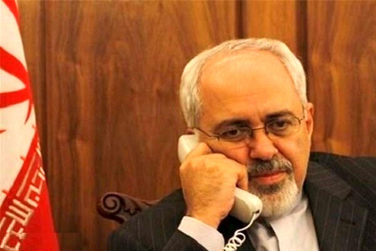 ظریف انتخاب وزیر خارجه جدید سوریه را تبریک گفت