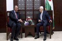 مصر از طرح سازش فرانسه در باره فلسطین استقبال می کند