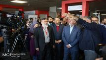 بازدید وزیر ارشاد از سی و هفتمین جشنواره جهانی فیلم فجر