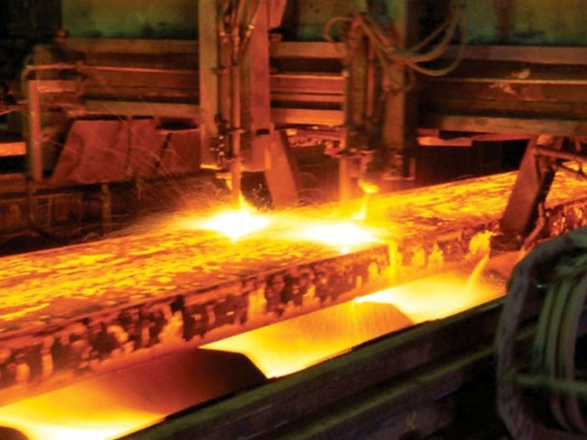 افزایش 2 برابری تولید شمش فولاد در اردبیل