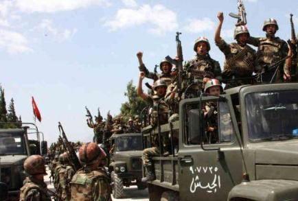 مسابقات تیراندازی با کمان در سوریه آغاز شد + عکس