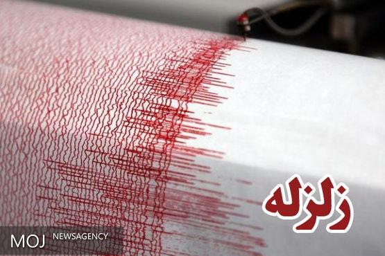 زلزلهای به بزرگی ۲٫۳ ریشتر گلباف کرمان را لرزاند