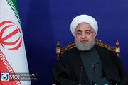 گفتگوی تلفنی یک ساعته روحانی و رییس جمهور فرانسه
