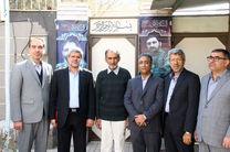 دیدار عضو هیات مدیره بانک ملی ایران با خانواده تنها شهید مدافع حرم شبکه بانکی کشور