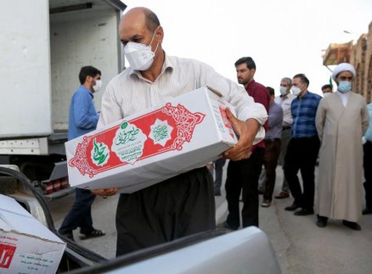 برکت نذر قربانی ماه محرم به سفرههای خانوادههای عزتمند کرمانشاهی میرسد
