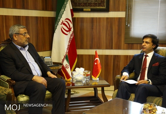 جمهوری اسلامی ایران به دنبال روابط همراه با عزت و حکمت با همسایگان خود است