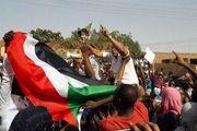 تظاهرات مردم سودان در اطراف وزارت دفاع و اقامتگاه عمرالبشیر