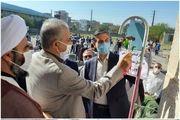 زنگ بازگشایی در ۲۰۰ مدرسه پارس آباد نواخته شد