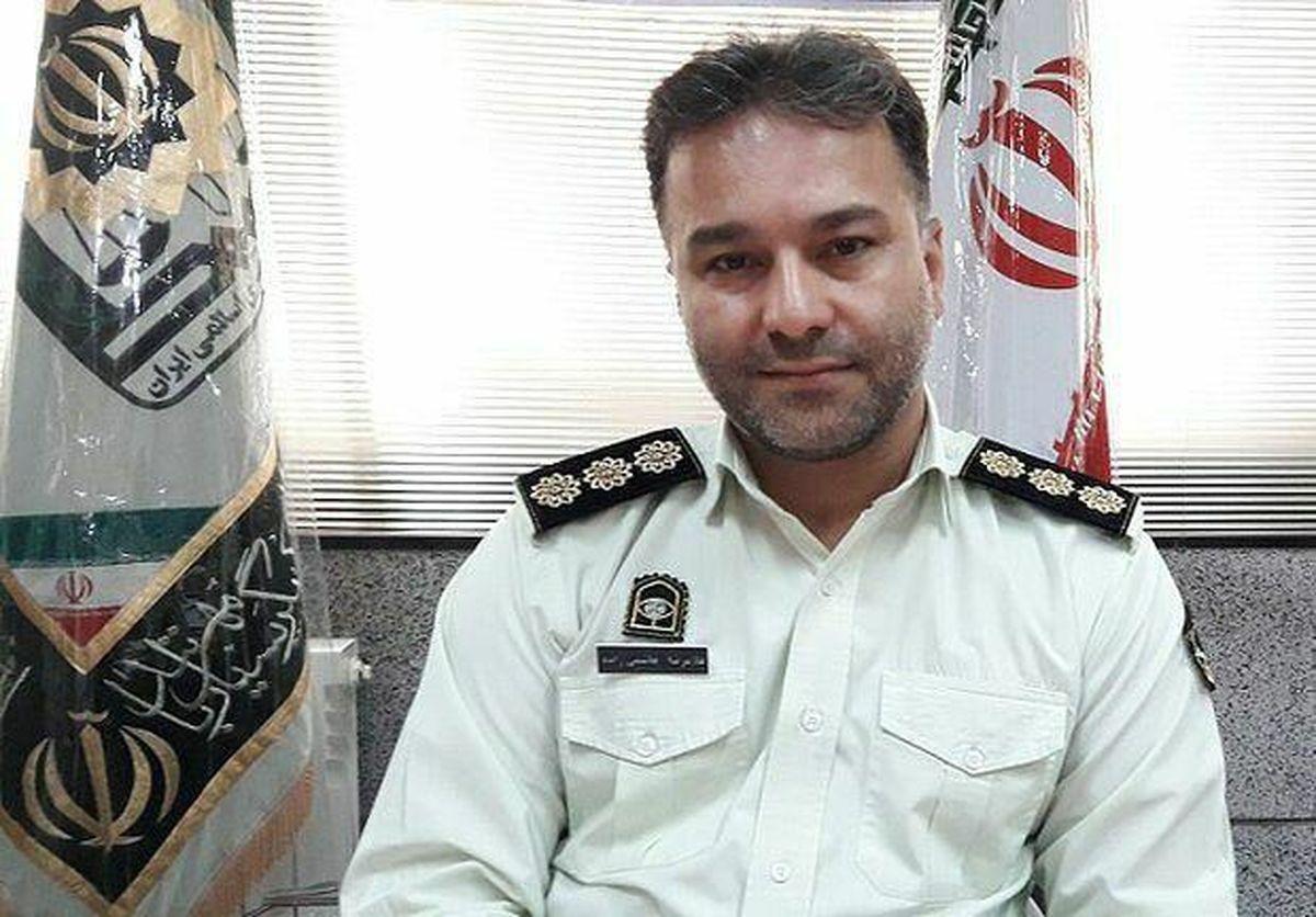 کشف190 میلیون ریال کالای قاچاق پزشکی در اردستان