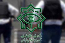 ضربه به باندهای سازمان یافته قاچاق سلاح و مهمات توسط وزارت اطلاعات