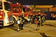 ساعات کاری عوامل آتشنشانی قم استاندارسازی میشود