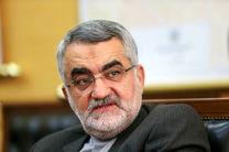 سیاست جمهوری اسلامی ایران برقراری صلح و ثبات در منطقه است