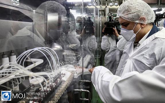 رونمایی از واکسن ایرانی کرونا به نام «اسوید ۱۹»