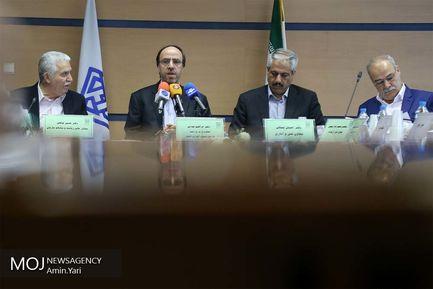 نشست خبری رییس سازمان سنجش کشور