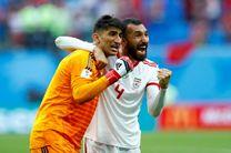 بیراوند ششمین دروازه بان برتر جام جهانی