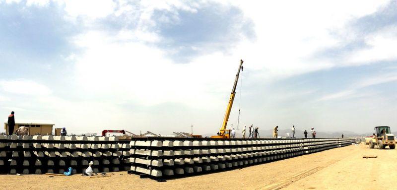 ذوب آهن اصفهان پشتیبان توسعه زیر ساخت های کشور است