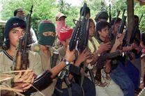 پایان گروگانگیری دانش آموزان در فیلیپین توسط تروریست ها