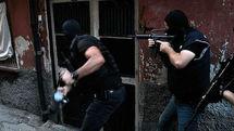 پلیس ترکیه 6 مظنون به عضویت در گروه