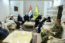 رایزنی حمودی با الکعبی درباره اصلیترین مسائل سیاسی و امنیتی عراق