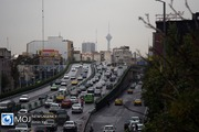وضعیت ترافیکی بزرگراه های تهران در صبح 18 آبان اعلام شد