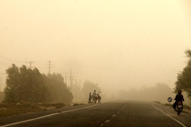 کانون های ریزگرد در خوزستان میزبان میهمانان اجلاس سازمان ملل