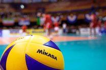 کادر فنی تیم ملی جوانان والیبال معرفی شد