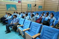 حضور دانش آموزان تفت در هلال احمر برای آشنایی با خدمات نوین انتقال خون
