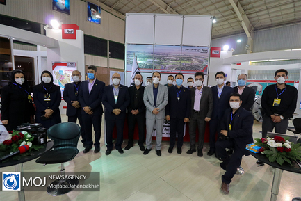 افتتاح دوازدهمین نمایشگاه بین المللی فولاد اصفهان