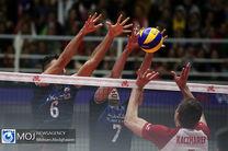 آمار بازی تیم ملی والیبال ایران برابر لهستان اعلام شد