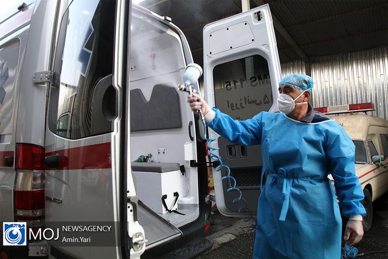 آمادگی کامل اورژانس تهران در ایام نوروز