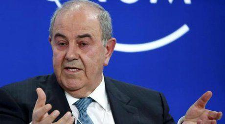 ادعای دخالت ایران در امور عراق از سوی ایاد علاوی