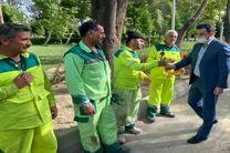 پیام تبریک شهردار منطقه ۱۰ اصفهان به کارگران