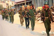 درخواست چین برای آتشبس فوری گروههای درگیر در میانمار