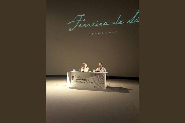 اصغر فرهادی مسترکلاسی ۲ ساعته در پرتغال برگزار کرد