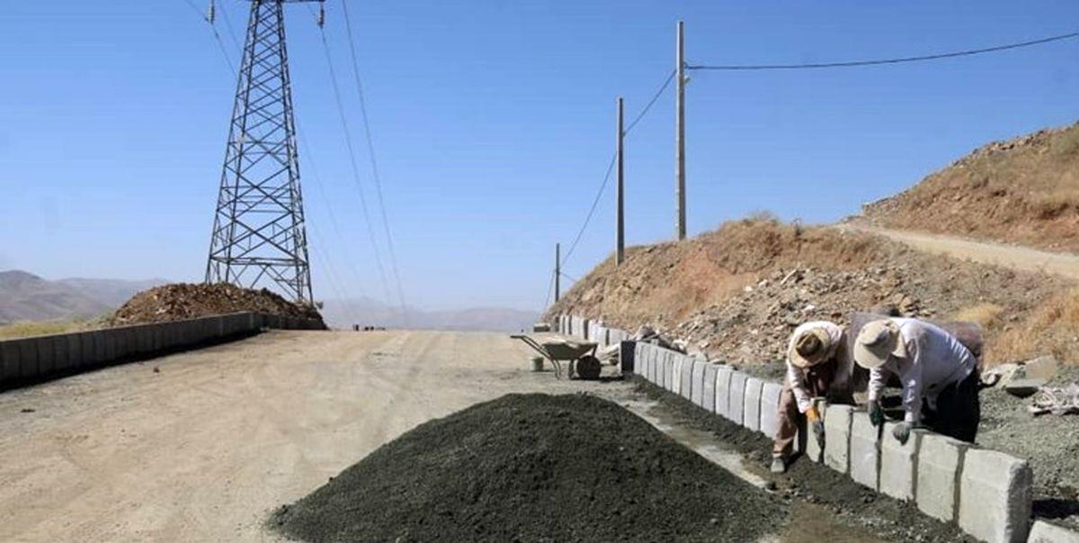 آغاز عملیات اتصال پارکینگ بوستان 20 هکتاری به بلوار نظام مهندسی سنندج