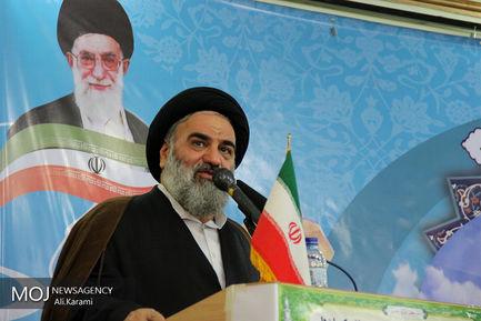 مراسم کنگره ۵۰شهید روحانی استان کردستان