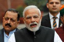 نخست وزیر هند پیروزی آیت الله رئیسی را تبریک گفت