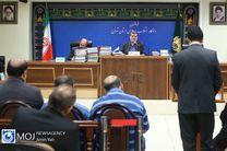 برگزاری اولین جلسه دادگاه مدیران موسسه مالی اعتباری حافظ