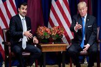 جزئیات دیدار امیر قطر با ترامپ اعلام شد