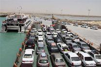 ترابری مسافران در بنادر قشم به مرز 3 میلیون نفر رسید/ افزایش 36 درصدی جابجایی کانتینر