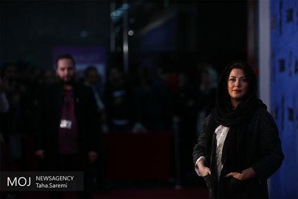 پنجمین روز سی و هفتمین جشنواره فیلم فجر/طناز طباطبایی