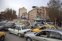 کمبود ۱۵۰۰ پارکینگ در تهران و خودروهای سرگردان