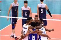 پیروزی کوبا برابر چین/ ایران برای صعود به نیمهنهایی باید لهستان را شکست دهد