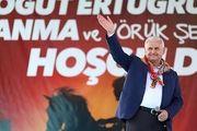 مردم ترکیه همواره طرف عدالت را علیه متخاصمان و سرکوبگران گرفتهاند/ما پرچم صبوری، عشق و عدالت را در دست داریم