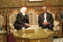 سفیر جدید ایران در دمشق، وارد سوریه شد