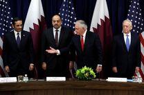 واشنگتن و دوحه بر سر دفاع از قطر مقابل تهدیدات خارجی به توافق رسیدند