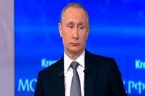 پوتین: افسانه تهدید هستهای ایران به تاریخ پیوست