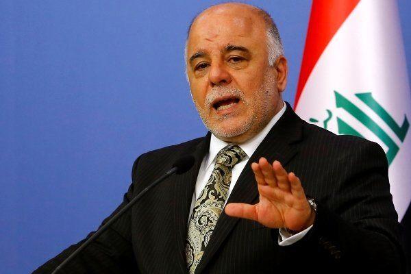 حیدر العبادی: امپراطوری داعش در عراق رو به زوال است