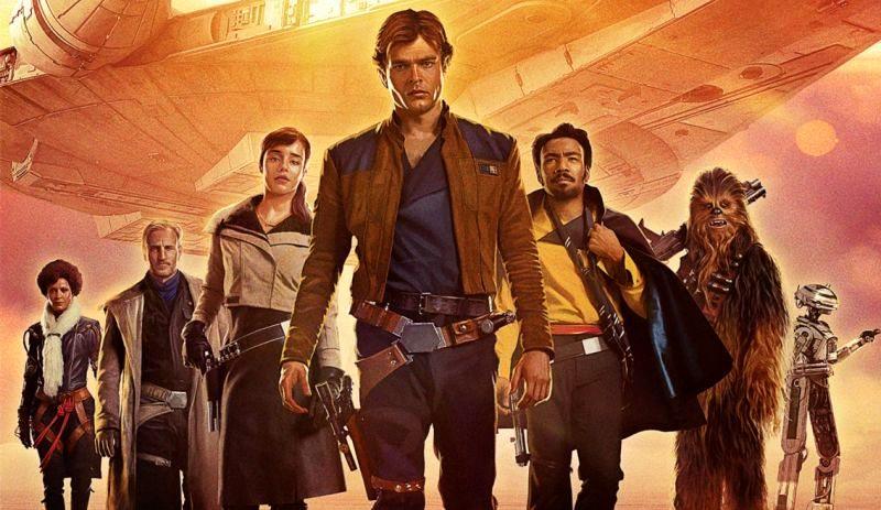 دانلود زیرنویس فارسی فیلم Solo: A Star Wars Story 2018